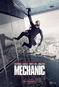 Filmposter Mechanic Resurrection