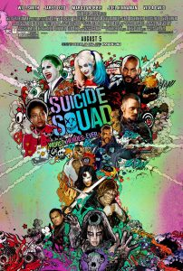 Movie Poster Suicide Squad