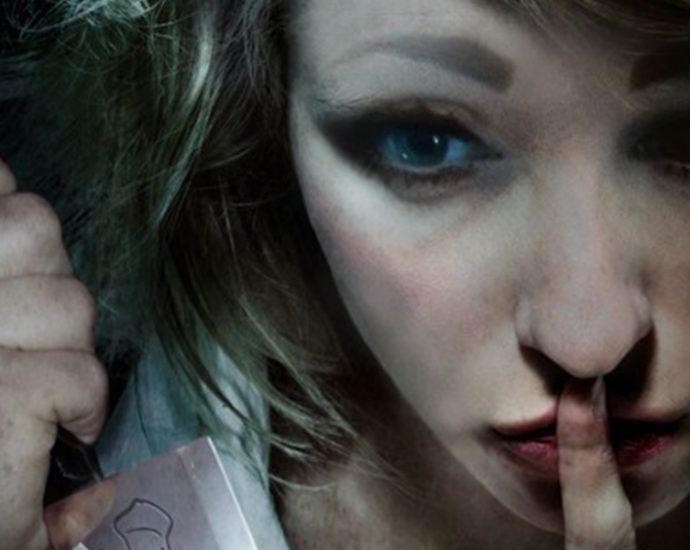 Ausschnitt: Cover Festa: Edward Lee: Porträt der Psychopathin