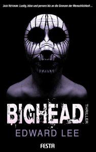 Cover Festa: Edward Lee: Bighead
