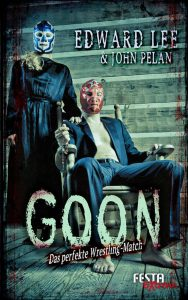 Cover Festa: Edward Lee: Goon