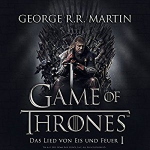 Cover Audible Hörbuch Game of Thrones 1