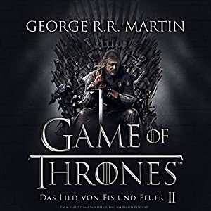 Cover Audible Hörbuch Game of Thrones 2