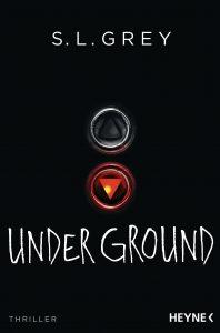 Cover: GRey: Under Ground