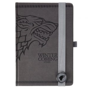 Merchandise Game of Thrones - Notizbuch