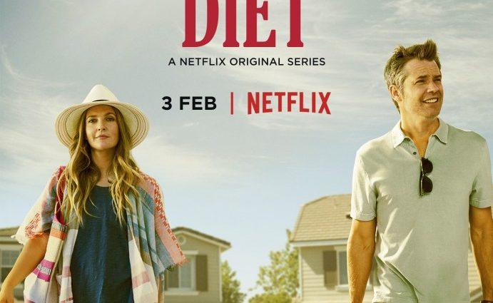 Poster: Santa Clarita Diet - Netflix