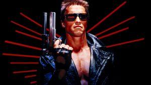 Movie-Poster: The Terminator