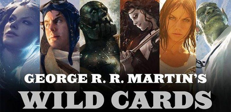 [LITERATURWISSEN]: George R.R. Martin: Wild Cards – Überblick (UPDATE 05)
