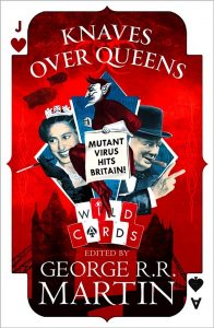 Cover Wild Cards 27: Knaves over Queens