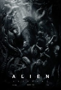 Poster: Alien Covenant - Alien-Fresko