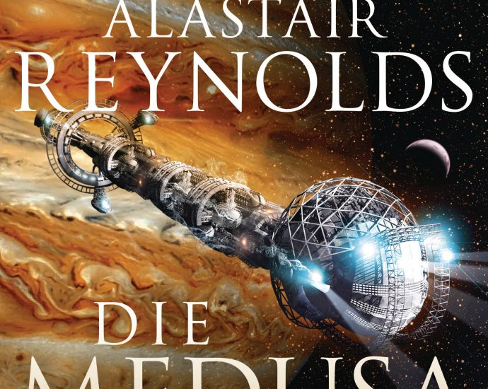 Cover: Baxter, Reynolds: Medusa Chroniken