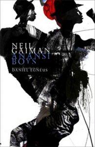 Cover: Gaiman: Anansi Boys
