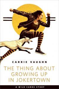 Cover Wild Card Story Carrie Vaughn (Jokertown)