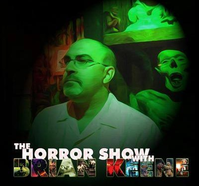 [COOL SHIT]: Brian Keene Podcast – The Horror Show (mit UPDATE)