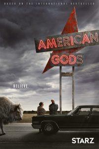 Poster: TV Serie American Gods