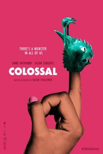 Film-Poster: Colossal