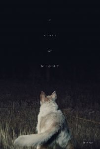 Movie Poster: It Comes at Night