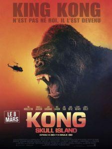 Poster: KJong: Skull Island - franz. Plakat
