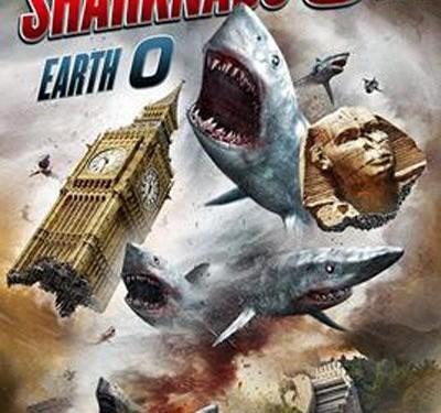 [NEWS]: Sharknado 5: Earth 0