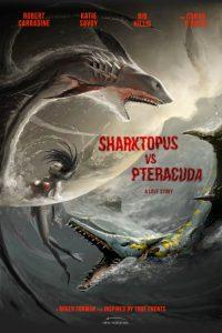 Poster: Sharktopus vs. Pteracuda