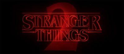 Poster: Stranger Things 2