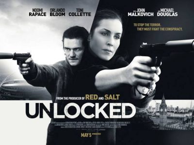 Movie Poster: Unlocked