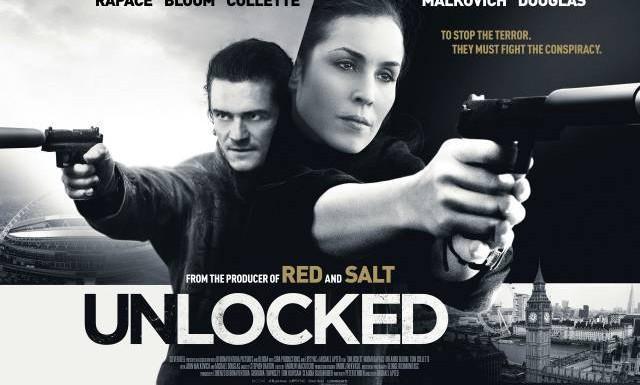 [TRAILER]: Unlocked (ein weiblicher Bourne?)