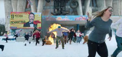 Screenshot: Musik-Video von Leningrad