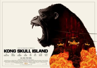 Fan Art Kong: Skull Island - Andrew Swainson
