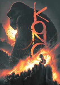 Poster Spy Fan Art - Kong: Skull Island Fan Art - Adan Arellano