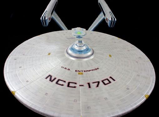 [COOL SHIT]: Bausatz Enterprise NCC-1701-A (Giant Kit)