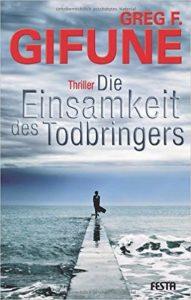 Cover Festa: Greg Gifune: Einsamkeit Todbringers