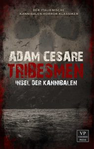 Cover: Adam Cesare: Tribesmen