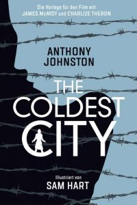 Cover: Johnston - The Coldest City