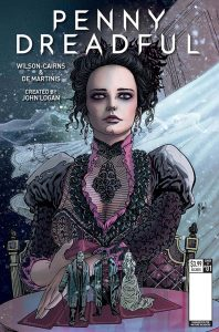 Cover Penny Dreadful Prequel 1 - Variant 1a