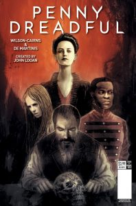 Cover Penny Dreadful Prequel 1 - Variant 1b