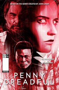 Cover Penny Dreadful Prequel 1 - Variant 1c