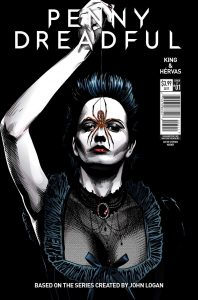 Cover Penny Dreadful 1, Variant A