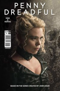 Cover Penny Dreadful 1, Variant B
