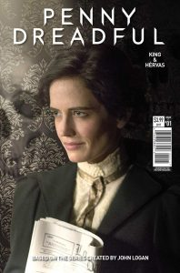 Cover Penny Dreadful 1, Variant C