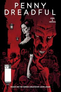 Cover Penny Dreadful 1, Variant D