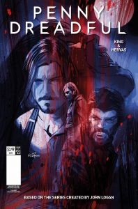 Cover Penny Dreadful 1, Variant F