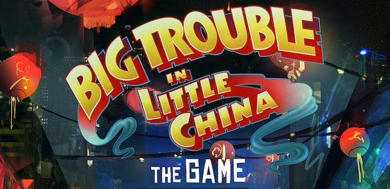 [COOL SHIT]: Big Trouble in Little China – Das Spiel (UPDATE 1)