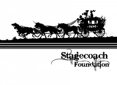 Logo: GRRM - Stagecoach Foundation