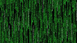 Bild: The Matrix - Code