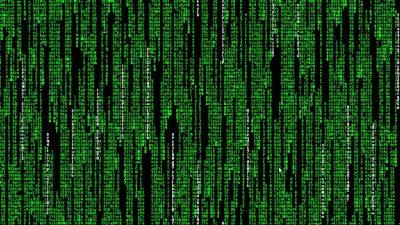 Bild: The Matrix - Code