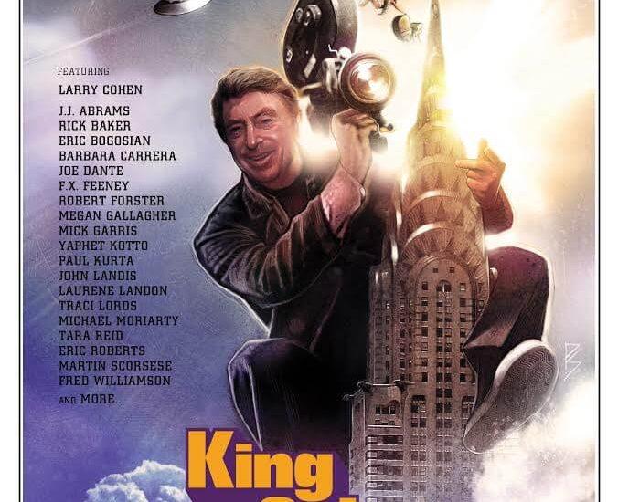 Poster: King Cohen