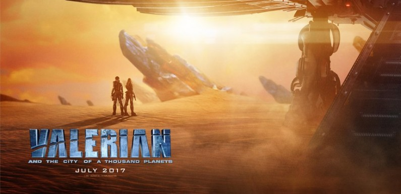 [TRAILER]: Valerian and the City of a Thousand Planets (Luc Besson Wahnsinn)