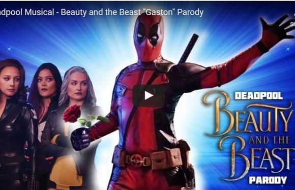 [KURZFILM]: Deadpool-Musical Beauty and the Beast (grandioser Fanfilm)