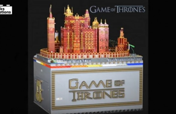 [COOL SHIT]: Lego – Game of Thrones – Red Keep (motorisiert!)